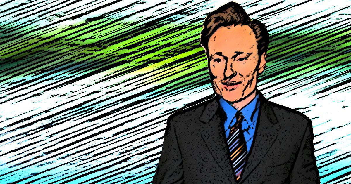Conan O'Brien can inspire your small business marketing like no other.
