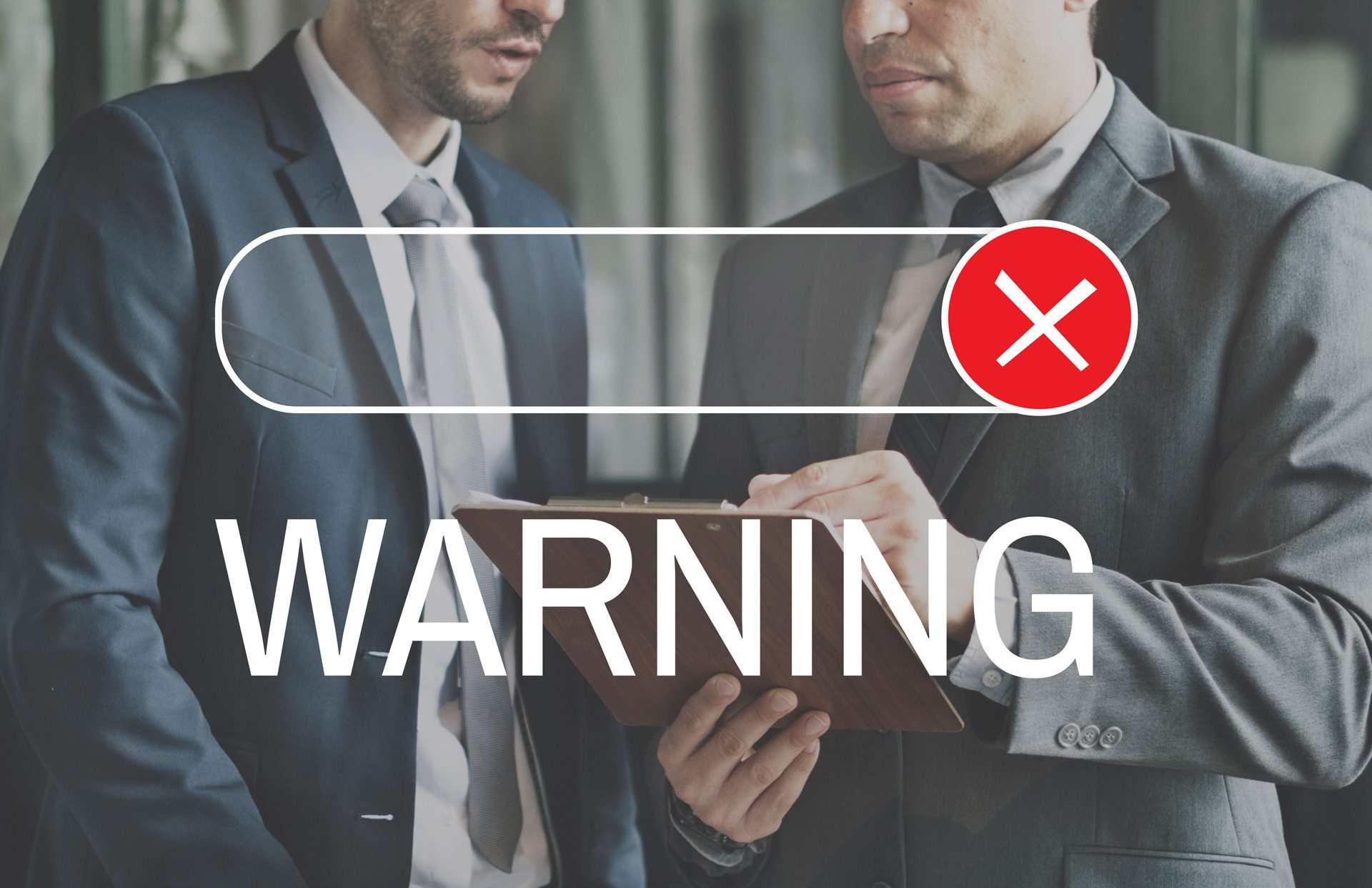 This is a warning. Make sure you r inbound marketing doesn't make any of these mistakes.