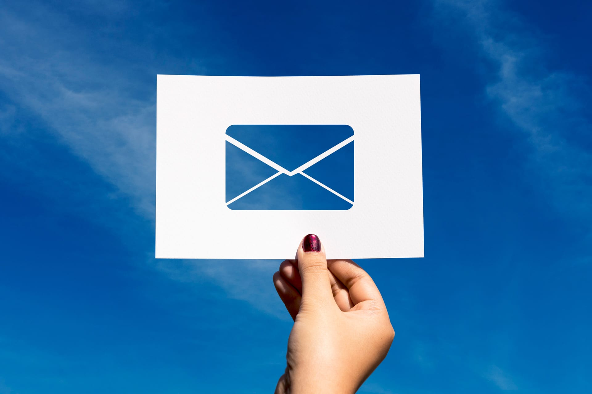 Using these marketing emails canhelp your small business reach for the sky.