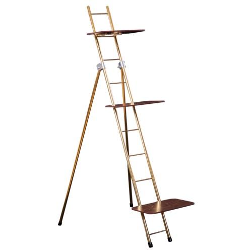 ladder rack base no extension or shelves