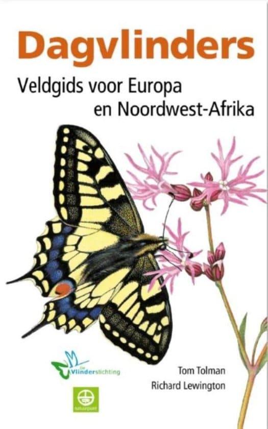 dagvlinders veldgids voor Europa en noordwest afrika