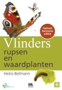 vlinders rupsen en waardplanten heiko bellman