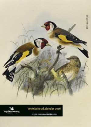 Vogelscheurkalender