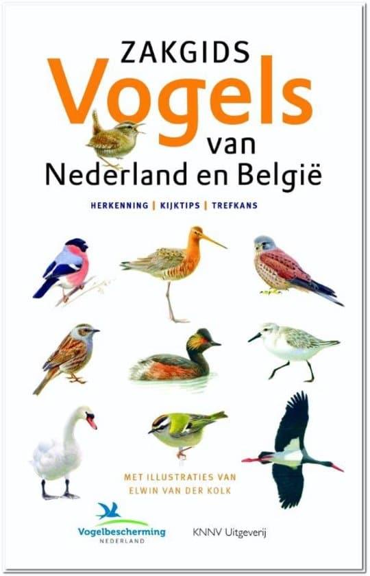 #3. Zakgids Vogels van Nederland en België