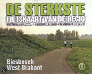 de sterkste fietskaart van de regio brabant