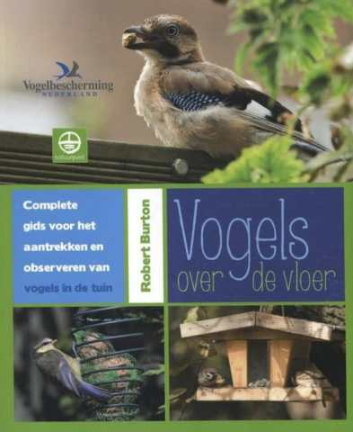 vogels over de vloer robert burton