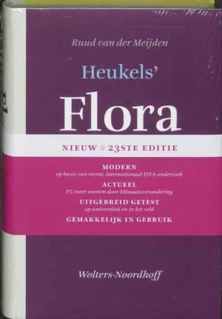 Heukels Flora van Nederland