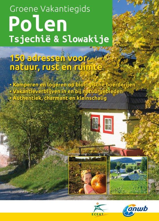 Groene Vakantiegids Polen, Tsjechië en Slowakijke