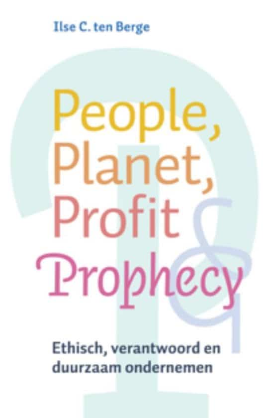 People, Planet, Profit, Prophecy