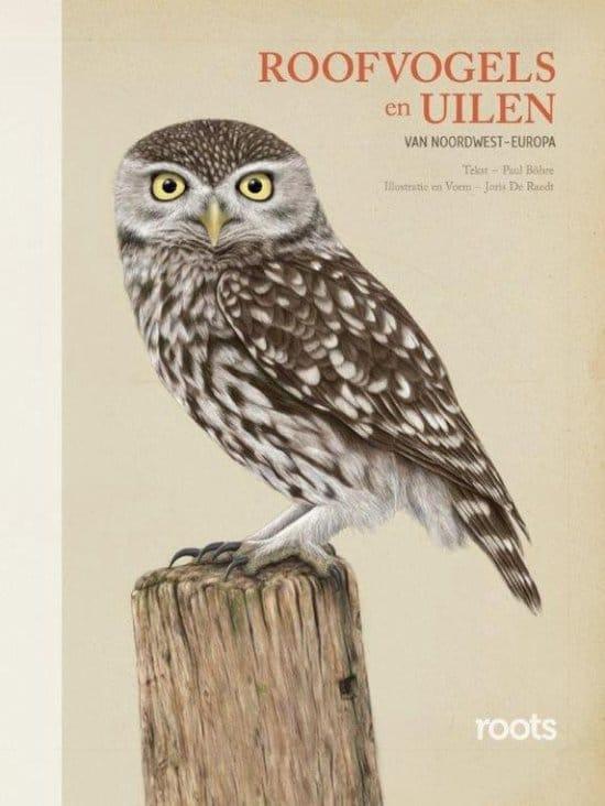 Roofvogels en uilen van Noordwest-Europa