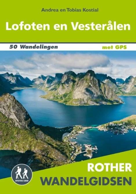 recensie Rother Wandelgidsen - Lofoten en Vesterålen