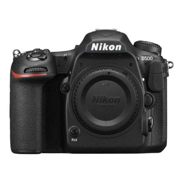 #4. Nikon D500 DSLR