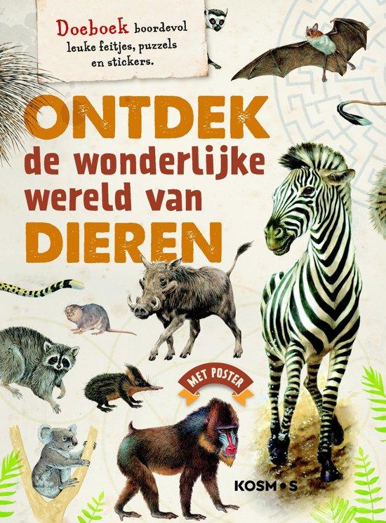 recensie ontdek de wonderlijke wereld van dieren
