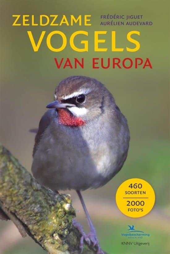 Zeldzame vogels van Europa