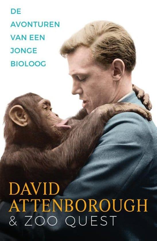 Recensie De avonturen van een jonge bioloog David Attenborough zoo quest