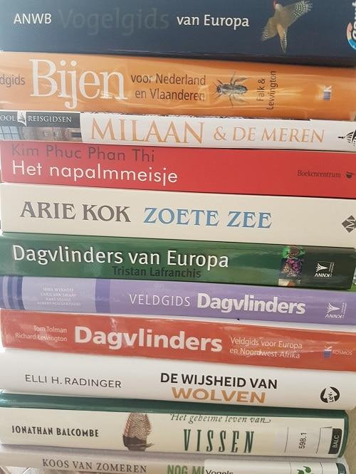 vakantieboeken zomer 2018 a