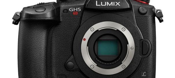 beste 4k systeemcamera om te filmen Panasonic Lumix DC-GH5S klein