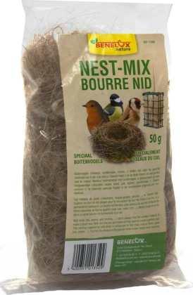 beste nestkastjes nestmateriaal voor wilde vogels