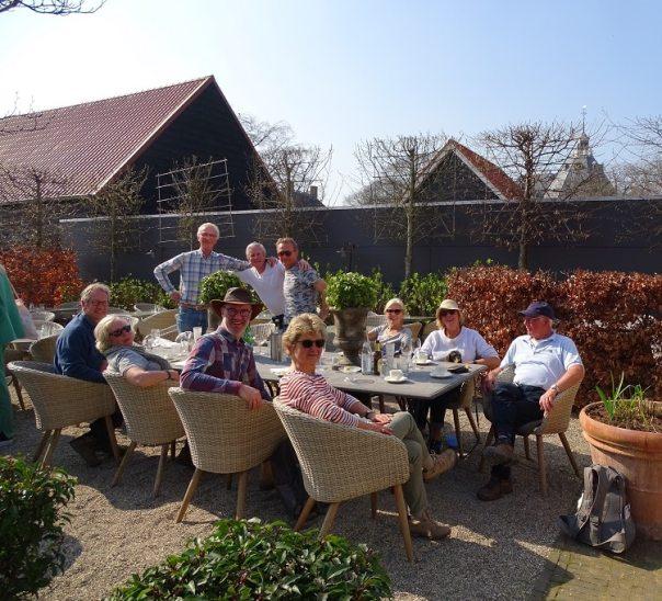 foto vogelexcursie mauritz grand cafe