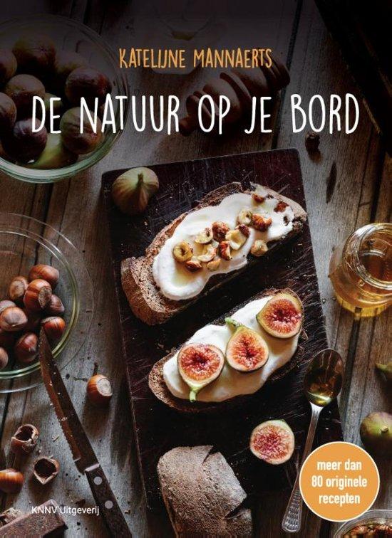 recensie de natuur op je bord Katelijne Mannaerts