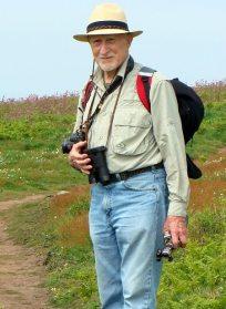 Ad Tolhuijs op Skomer Island