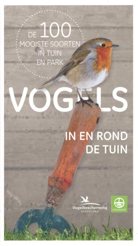 recensie Vogels in en rond de tuin helga hofmann