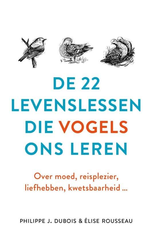 recensie De 22 levenslessen die vogels ons leren