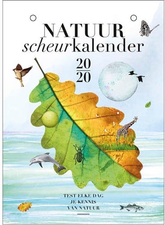 recensie natuurscheurkalender 2020