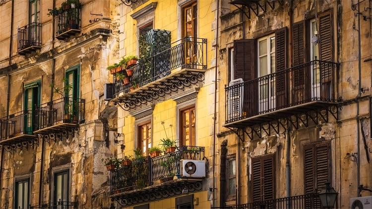 Rondreis Sicilië Palermo