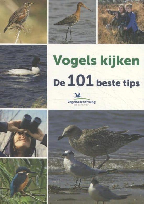 Vogels kijken. De 101 beste tips Ger Meesters recensie