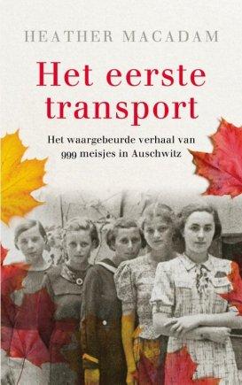recensie het eerste transport Heather Macadam