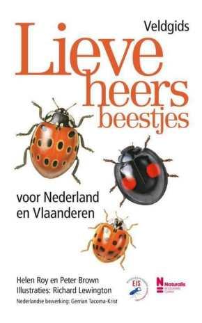 recensie veldgids lieveheersbeestjes voor nederland en vlaanderen