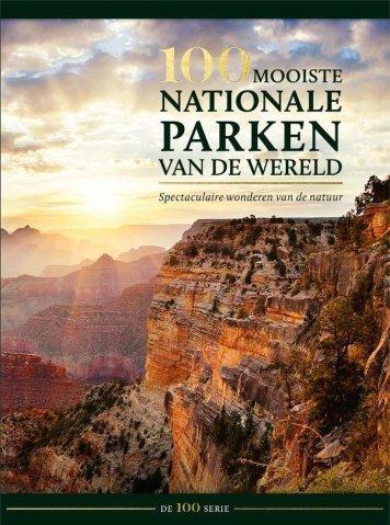 recensie 100 mooiste nationale parken van de wereld Hanns Joachim Neubert