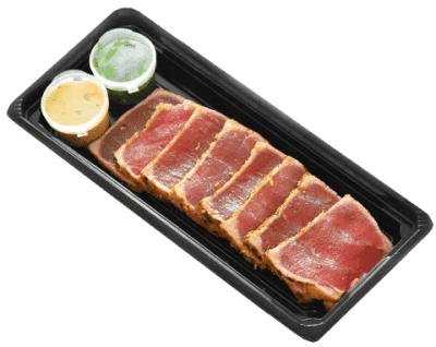 Gegrilde tonijn