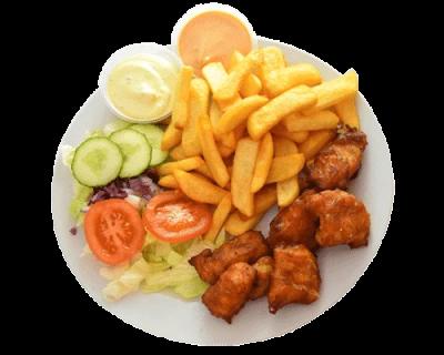 Combi menu Kibbeling