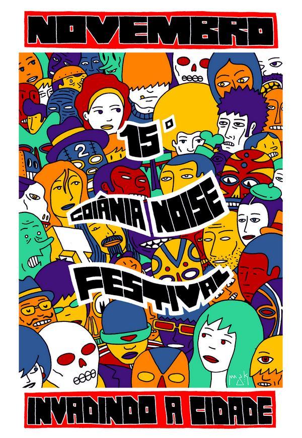 Goinânia Noise Festival 2009