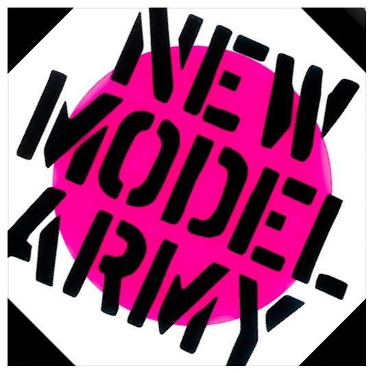 New Model Army logoremix