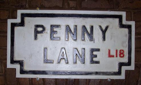 A história de Penny Lane - Música e Lugares