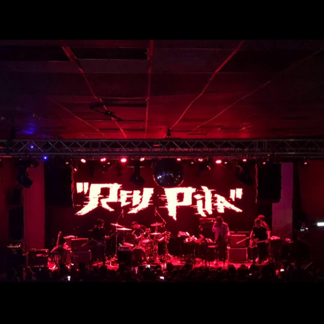 Com cover de Siouxsie and the Banshees mexicanos do Rey Pila celebram boa fase