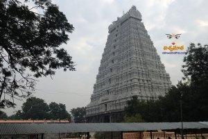 arunachaleshwaram swamy gopuram