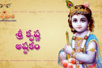 sri krishna ashtakam