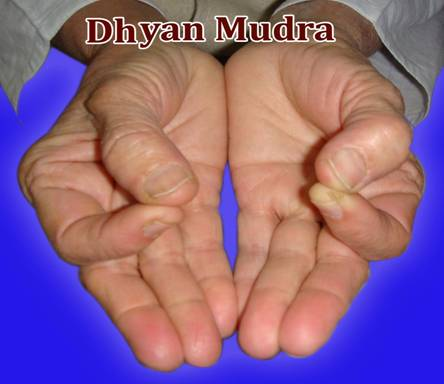 DhyanMudra