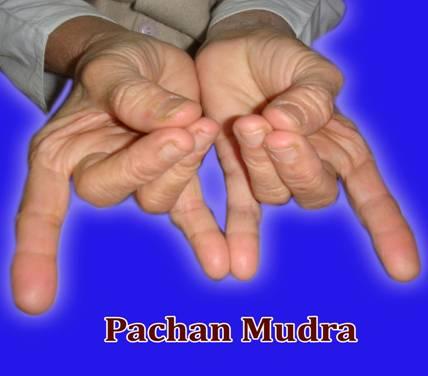 PachanMudra