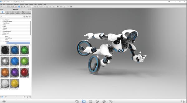 Keyshot Animation & Rendering Tool