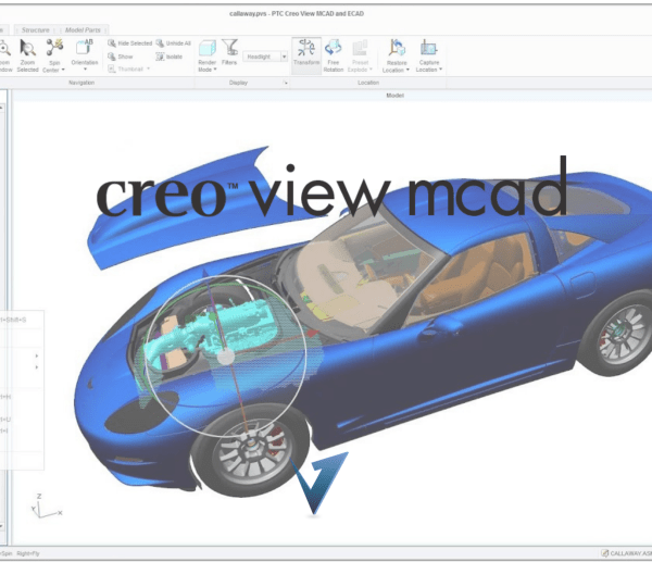 Introduction to Creo View MCAD Training Courses, Classes, and Programs