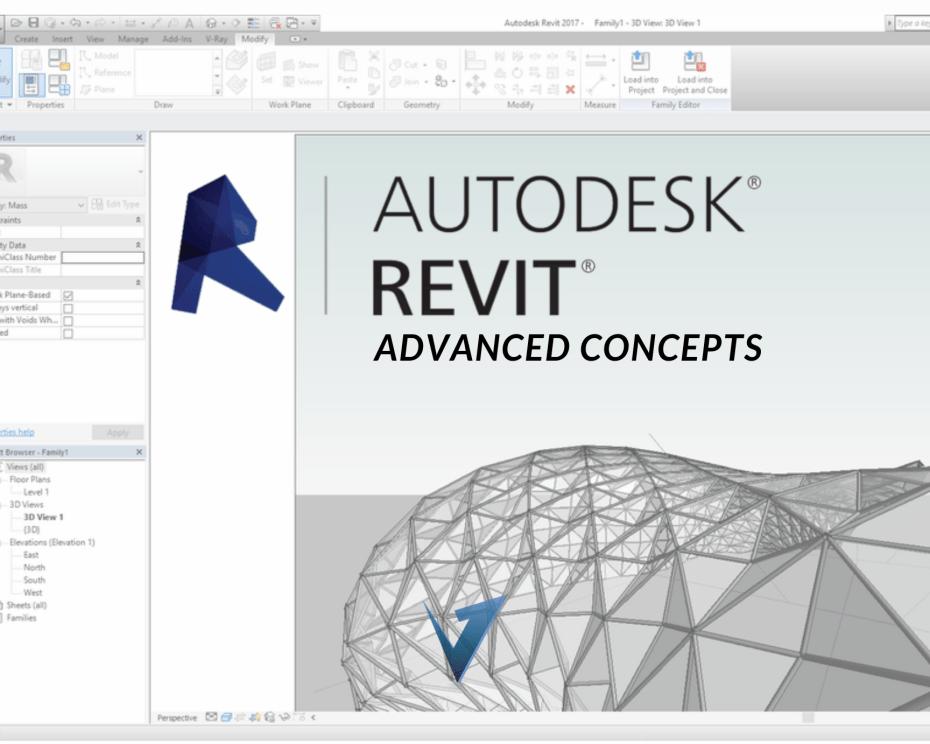 Revit Advanced Concepts
