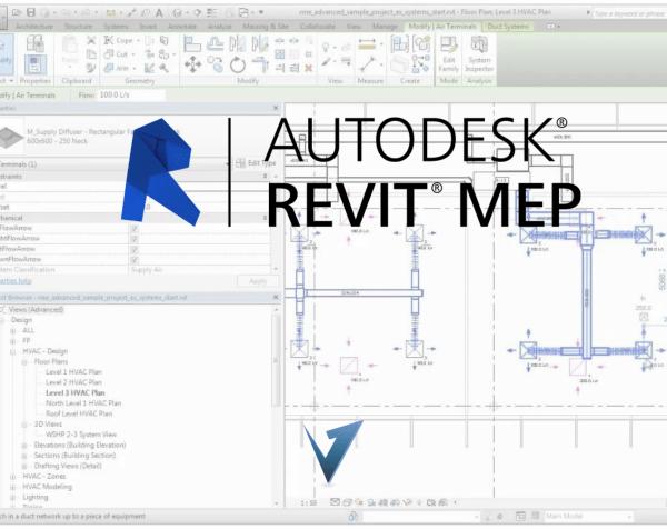 Autodesk Revit MEP Training Courses, Classes, and Programs