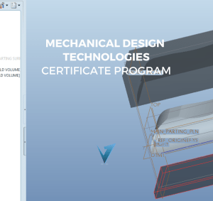 Mechanical Design Technologies Certificate Program