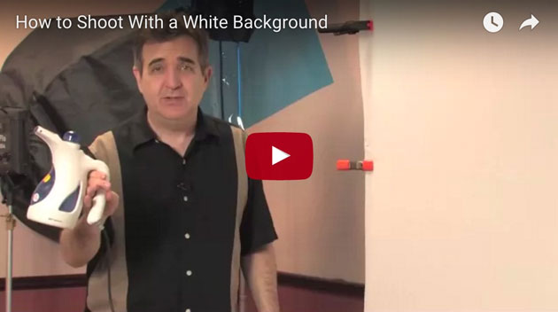 How to Shoot With a White Background