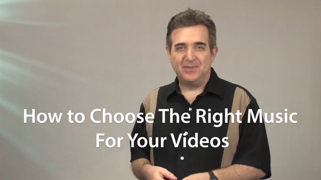 How to Choose the Best Music for Your Videos